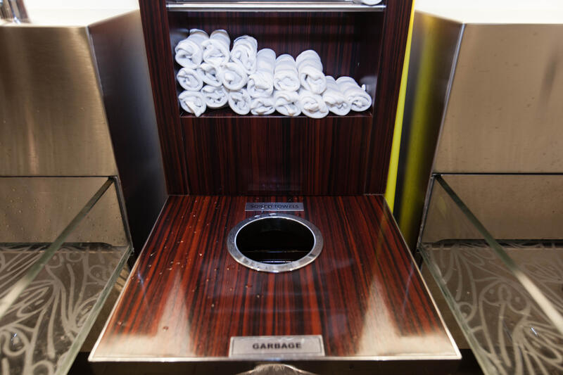 Second WC on Celebrity Silhouette