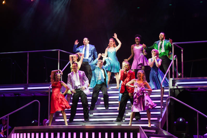 Broadway Nights on Celebrity Silhouette