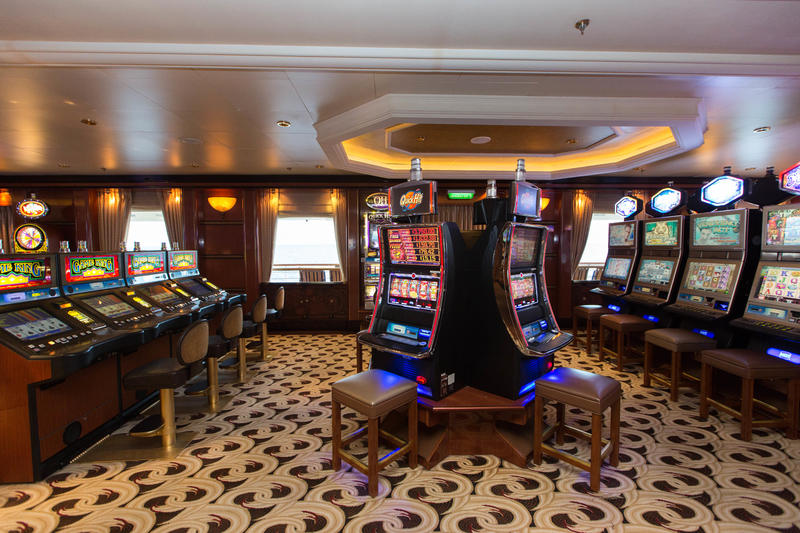 Grand Casino on Caribbean Princess