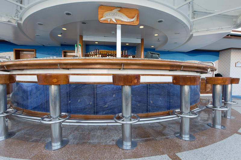Calypso Bar on Caribbean Princess