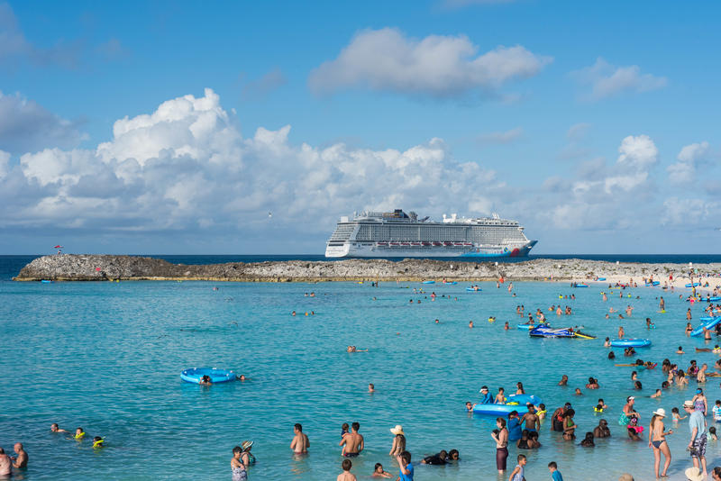 Great Stirrup Cay Port