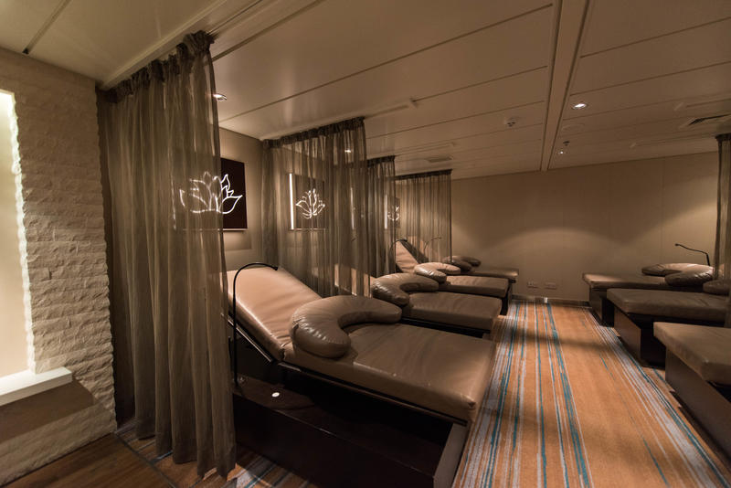 Relaxation Room on Norwegian Breakaway