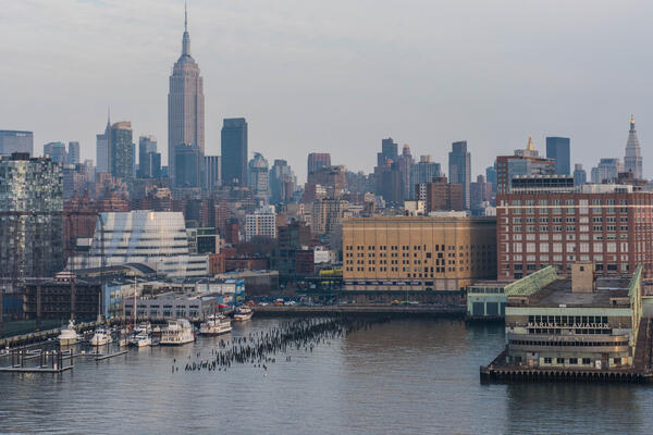 New York City Port