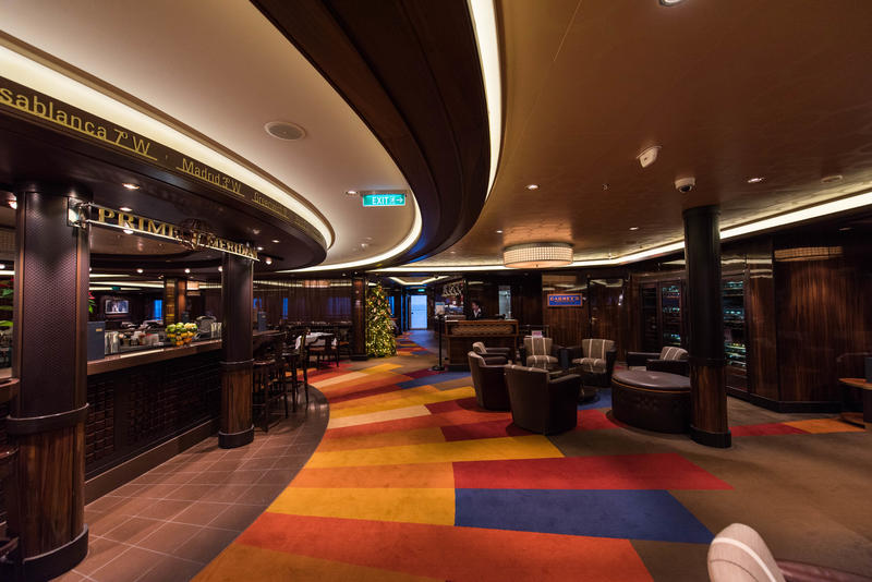 Prime Meridian on Norwegian Breakaway