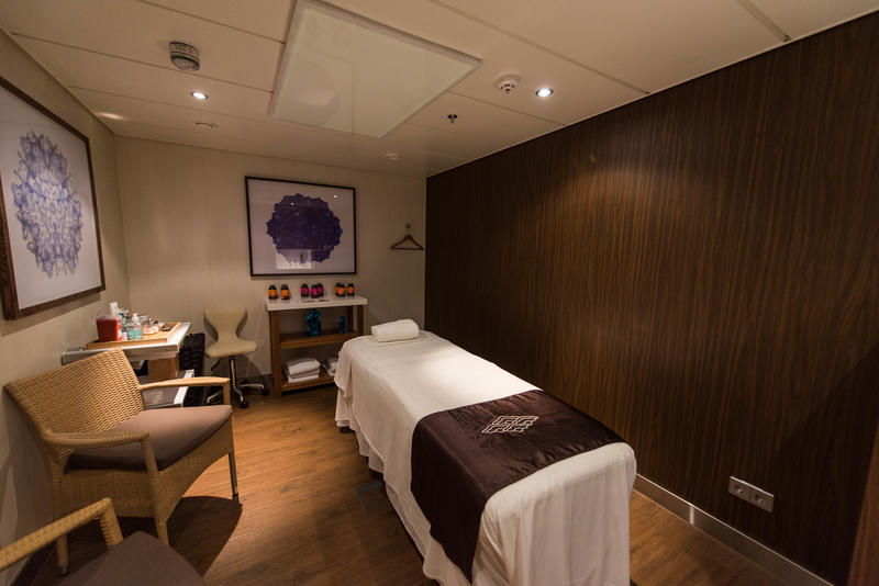 Massage Rooms on Norwegian Breakaway