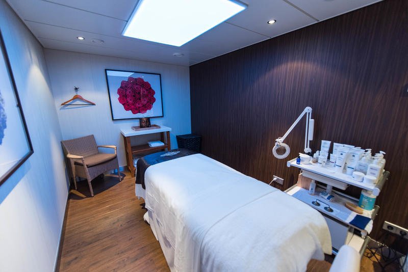 Medispa Facial Rooms on Norwegian Breakaway