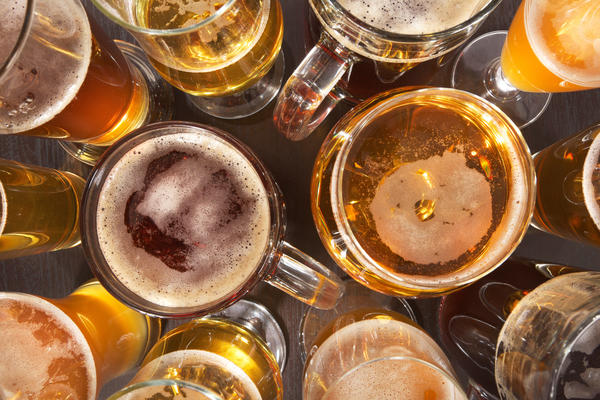 Beer Cruises: What You Need to Know About Drinking Onboard and Ashore (Photo: demarcomedia/Shutterstock)