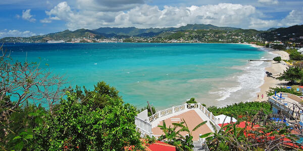 Grand Anse Beach (Photo: Pawel Kazmierczak/Shutterstock)