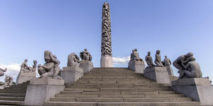 Vigeland Park Museum, Oslo, Norway (Photo: David Bostock/Shutterstock)