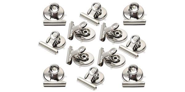 Magnetic Clips (Photo: Amazon)