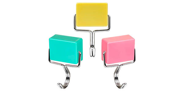 Purture All-purpose Magnetic Hooks (Photo: Amazon)