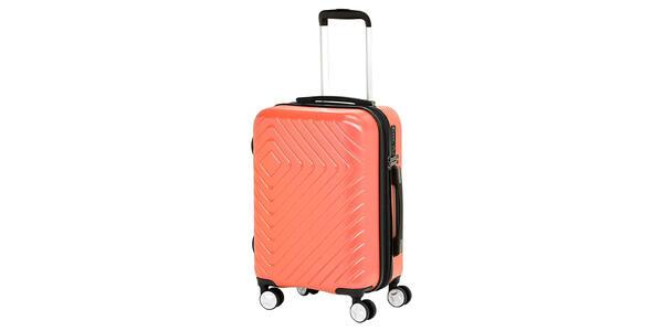 AmazonBasics Geometric Luggage Expandable Suitcase (Photo: Amazon)