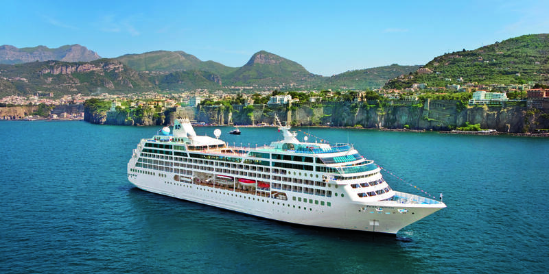 Pacific Princess (Photo: Princess Cruises)