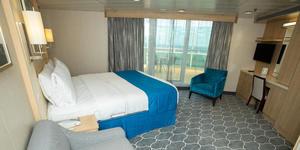 Cabin on Navigator of the Seas (Photo: Royal Caribbean)