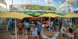 The Lime Coconut (Photo: Royal Caribbean)