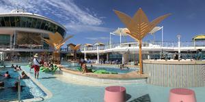 Transformed Pool Deck (Photo: Gina Kramer)