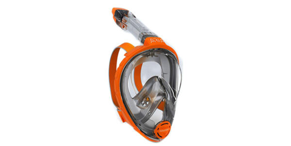 Full Face Snorkel Mask (Photo: Amazon)