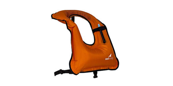 Inflatable Snorkel Vest (Photo: Amazon)
