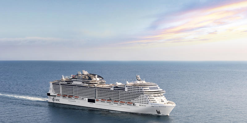 MSC Bellissima (Photo: MSC Cruises)