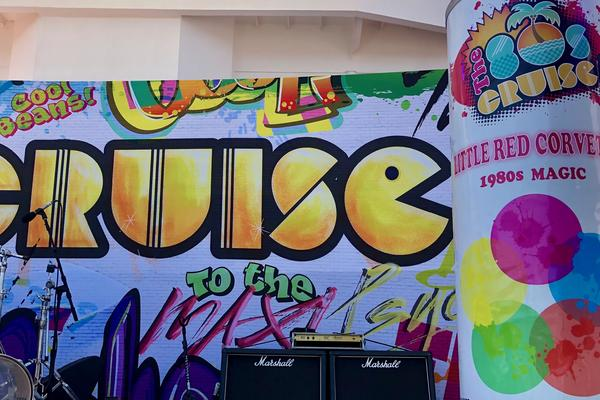 Live From The 80s Cruise: Why A Music Theme Cruise is the Best Party at Sea (Photo: Chris Gray Faust)