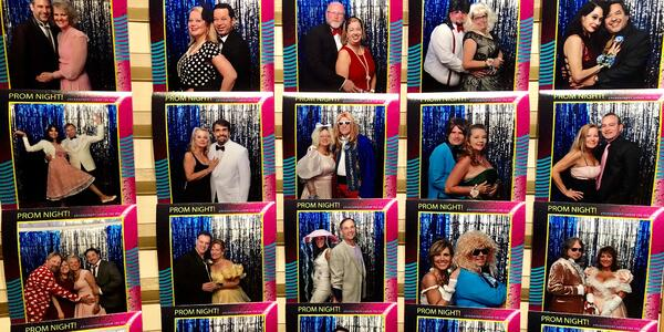 Photo Booth Pictures (Photo: Chris Gray Faust)