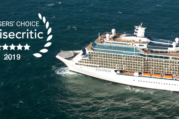 Cruise Critic's 2019 Cruisers' Choice Award Winners