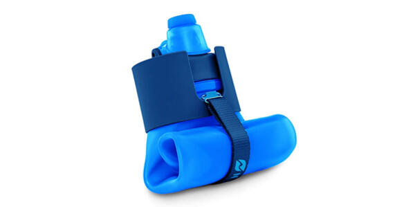 Nomader Collapsible Water Bottle (Photo: Amazon)
