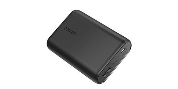 Anker PowerCore 10000 Portable Charger (Photo: Amazon)