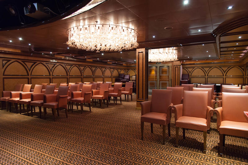 The Gallery Conference Room on Carnival Conquest