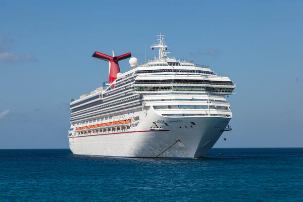Exterior on Carnival Conquest