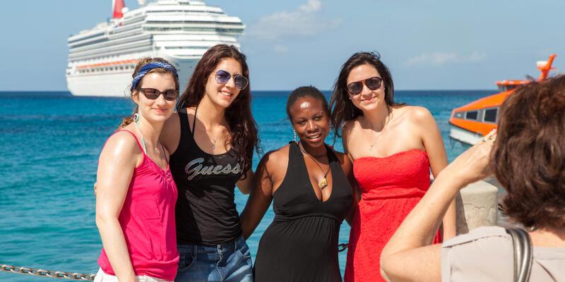 Grand Cayman Port