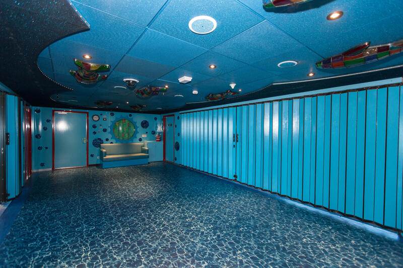 Camp Ocean on Carnival Conquest