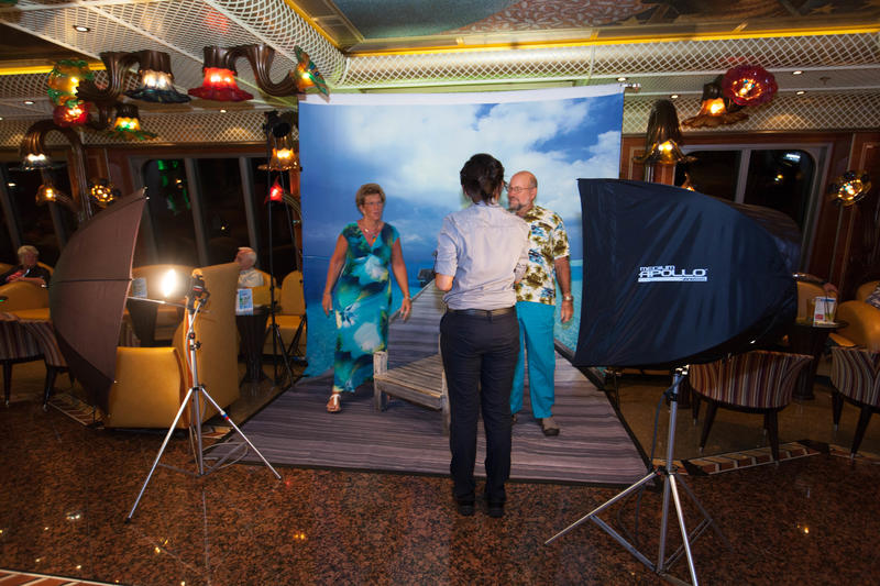 Photo and Video Gallery on Carnival Conquest