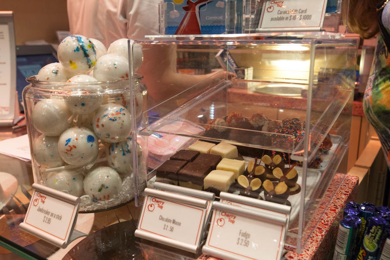 Cherry On Top on Carnival Conquest