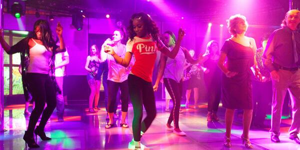 Henri's Dance Club on Carnival Conquest (Photo: Cruise Critic)