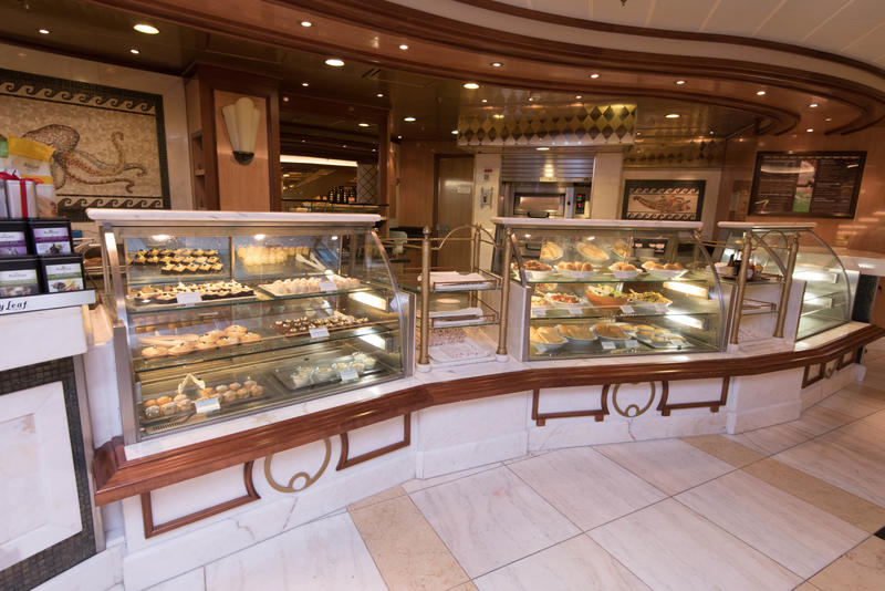 International Cafe on Royal Princess