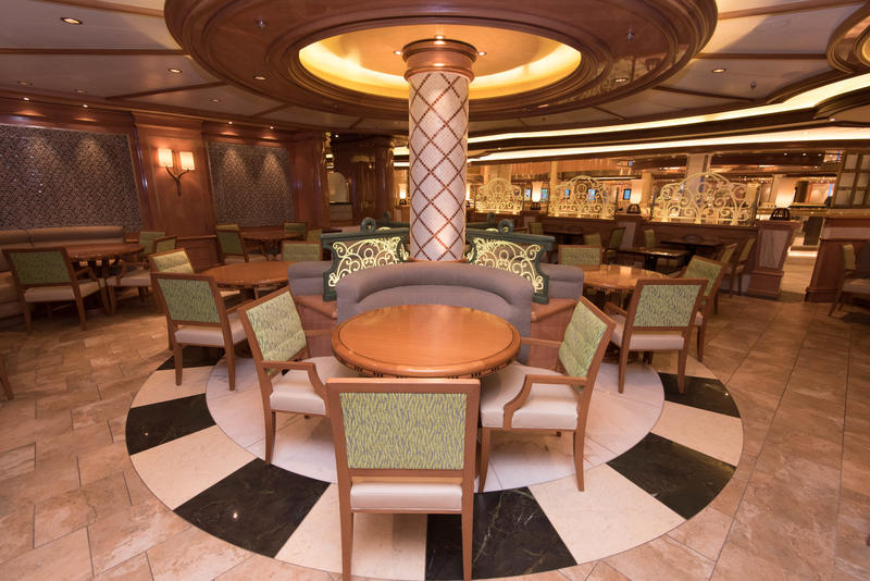 Alfredo's Pizzeria on Royal Princess