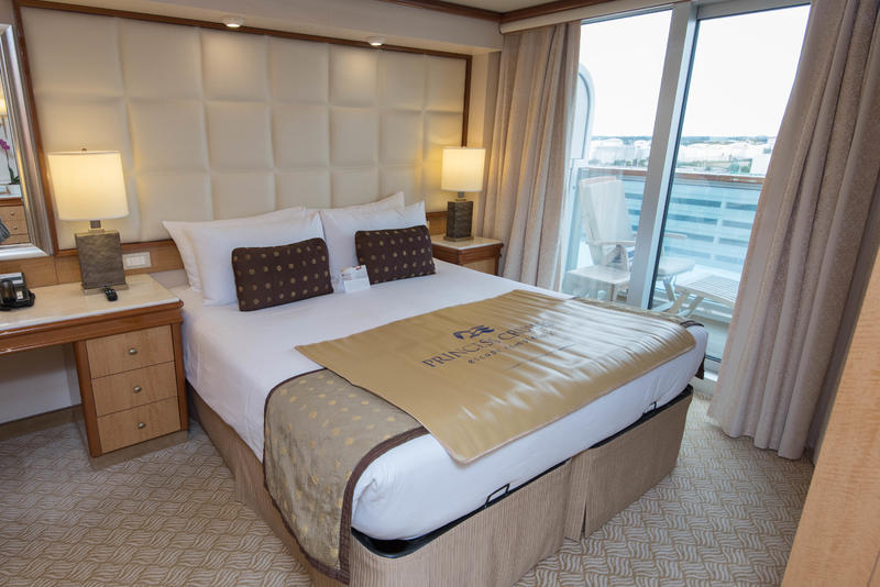 The Penthouse Suite on Royal Princess