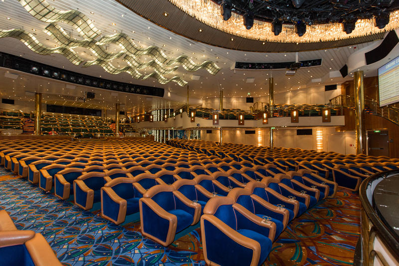 Masquerade Theater on Vision of the Seas