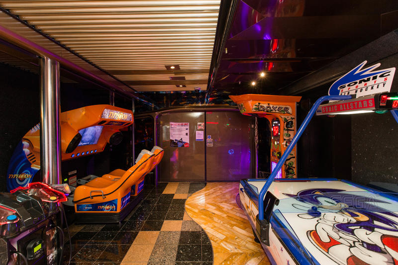 Video Arcade on Carnival Inspiration