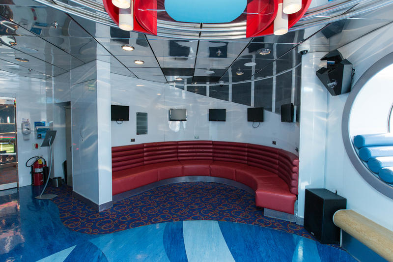 Circle C on Carnival Inspiration