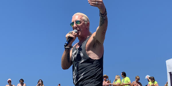 Dee Snider (Photo: Kayleigh Hotte)
