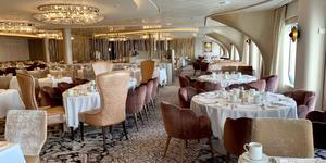 Dining room on Celebrity Edge (Photo: rodash1/Cruise Critic Member)