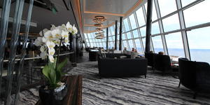 Observation Lounge on Norwegian Bliss (Photo: spacejunkie/Cruise Critic Member)
