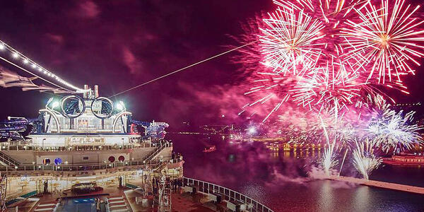 MSC New Year (Photo: MSC Cruises)