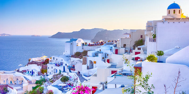 Santorini (Photo: Dmitry Morgan/Shutterstock)