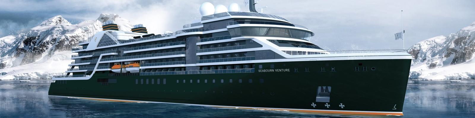Seabourn Venture (Photo: Seabourn Cruise Line)