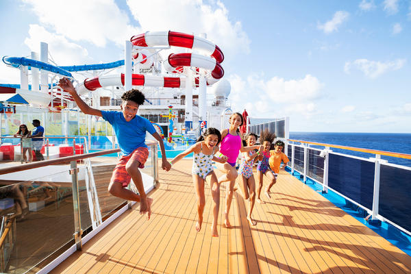 9 Tips for Controlling Your Kids on a Cruise (Photo: Carnival Cruise Line)