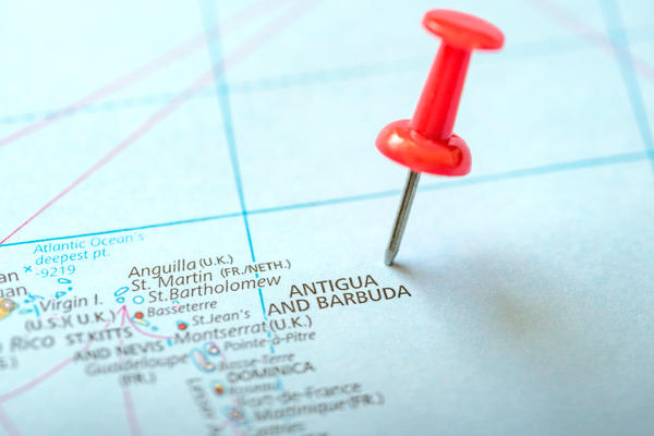 Antigua & Barbuda (Photo: Golub Oleksii/Shutterstock)