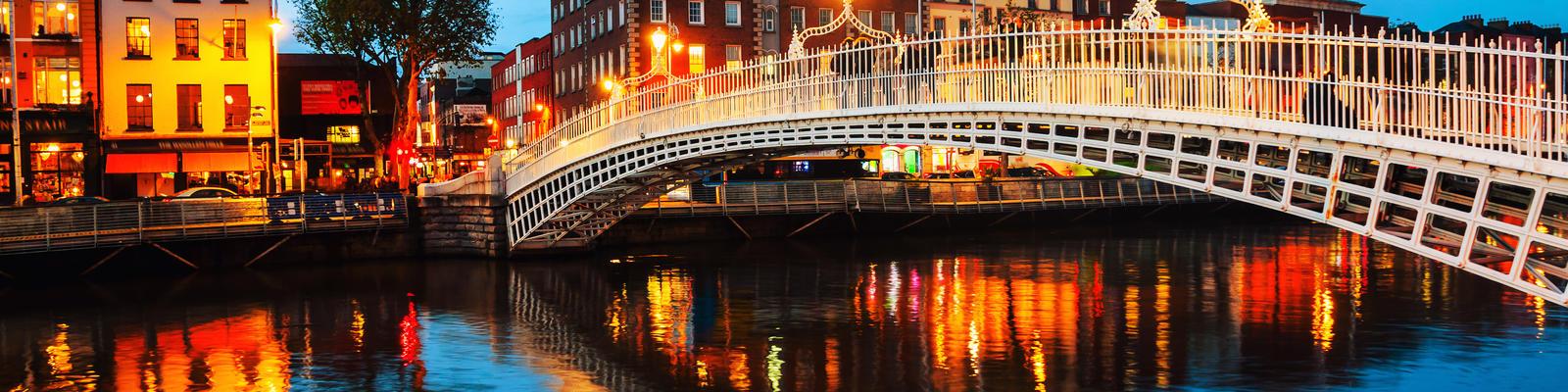 Dublin cruise port